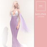 Odile - Melina Dress Lavender