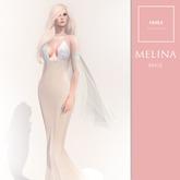 Odile - Melina Dress Beige
