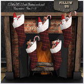 Special offer 24H !! Follow US !! Santa Christmas socks collection COPY