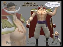 Avatar mesh Shirohige / Whitebeard One Piece (Bento)