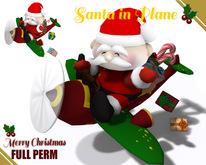[ FULL PERM ] Santa Claus IN PLANE