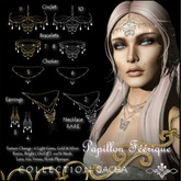 Nord Embel'Lys  Papillon Feerique 4 Earrings