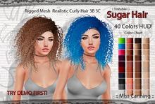 :: Miss Canning :: [ Sugar Hair ] 40 Colors HUD! PROMO