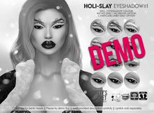 Dotty's Secret - Holi-Slay - Eyeshadow #1 [DEMO]