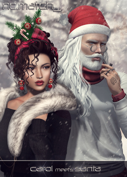 PROMO ! no.match_ ~CAROL MEETS SANTA ~ MERRY CHRISTMAS <3