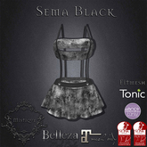**Mistique** Sema Black (wear me and click to unpack)