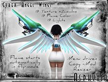 Asphyxia Cyber Angel Wings