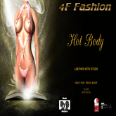 4F Fashion -Hot  Body (wear to unpack)