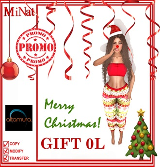 GIFT MN CHRISTMAS outfit for Altamura