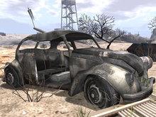 VW Burned