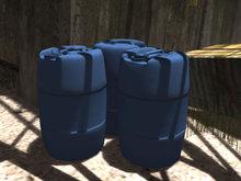 Plastic barrel Mesh