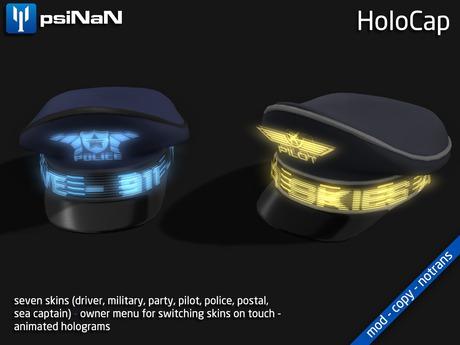 [psiNaN] HoloCap