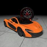 [L.W.T] McLaren Little Rc ❤
