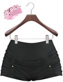 Nora EXCLUSIVE Female  Shorts Mesh- MAITREYA LARA - Black Color CB collection
