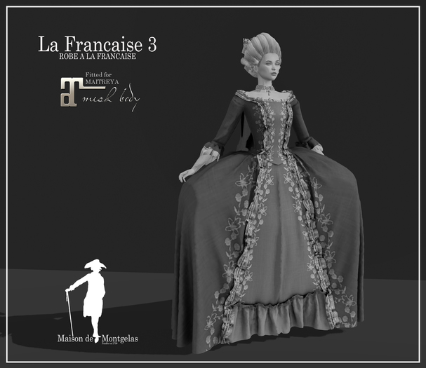 MdM - la Francaise 3 - Purpur fort DEMO