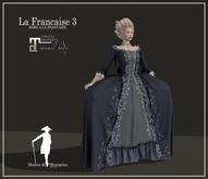 MdM - la Francaise 3 - Lilac fort