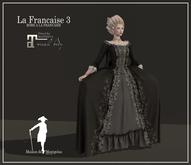 MdM - la Francaise 3 - Gris fort