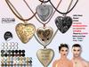 Suxue necklace amour vendor