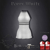 **Mistique** Poppy White (wear me and click to unpack)