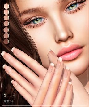 Lyrium. Natural Nails Applier