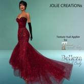 ** JC ** Scarlet  Red -  Maitreya/Belleza
