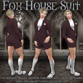 RRW ~ Fox House Suit ~ Schoolboy Suits Collection