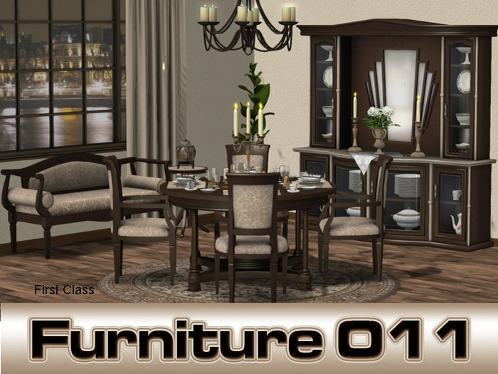 Dining Room Victoria - PG - 14 meals, 48 animations