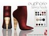 Euphorie - Sierra Boots - Slink High Feet