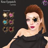 AvaGirl - Rose Eyepatch