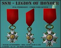 SSM - Legion of Honour