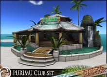 Purimu Tropical Beach Club set contents