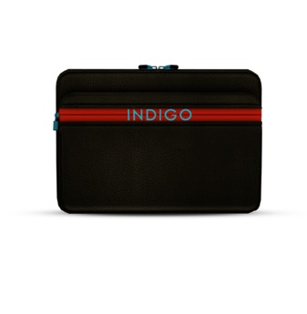 Indigo - Kyrie Messenger In Leather SS18