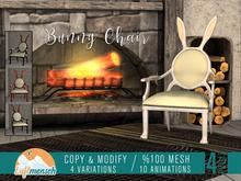 Luftmensch Crafts - Bunny Chair