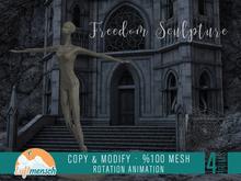 Luftmensch Crafts - Freedom Sculpture