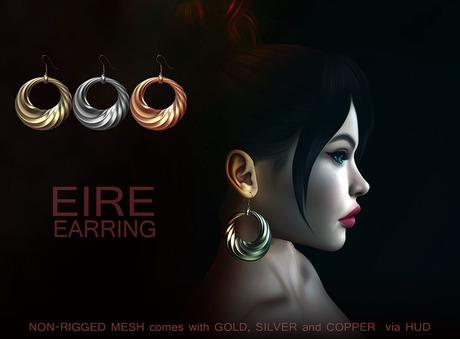 DarkFire Eire Earrings