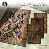 F&M * Simple Medieval Rugs - Vintage Carpets