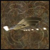 EF-Lighting: 12 Arm Ceiling Light