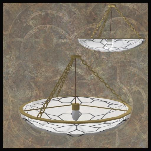 EF-Lighting: Ceiling Light - Geometric