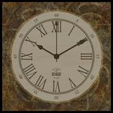 EF-Clocks: Single Face Insert