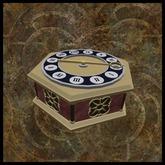 EF-Clocks: Renaissance Table Clock