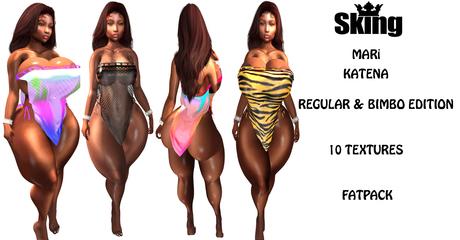 Second Life Marketplace Tl Mari Sking Katena Bimbo