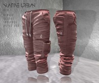 Native - Wezol Joggers Red