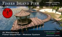 Fisher Island Pier - Summer SALE - 20 %