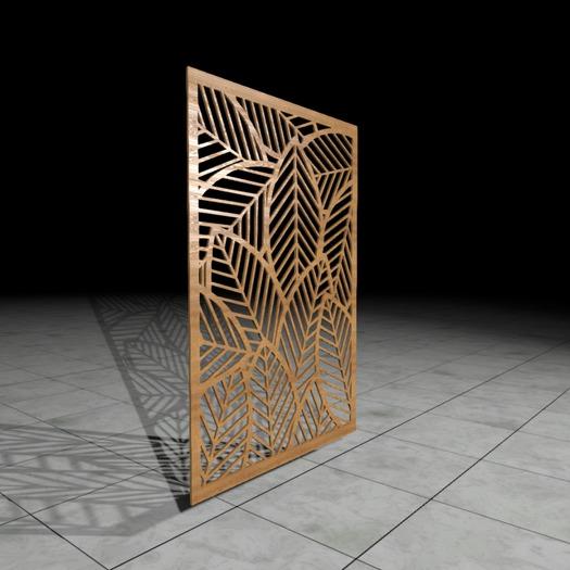 [L.W.T] 3D Leaf Divider ❤ Full Perm