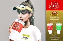 Junk Food - Big Glup Cups