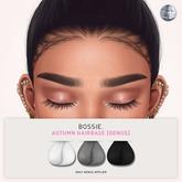 Bossie. autumn hairbase [genus] (wear me)