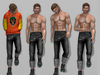 Navajo - BENTO Static Male Pose Pack 2