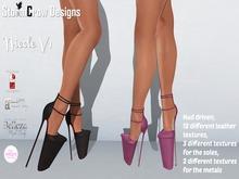 Nicole High Heel Platform Shoes V1 with Hud
