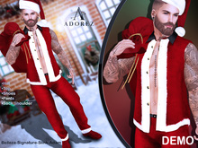 AdoreZ-Santa Claus Outfit DEMO