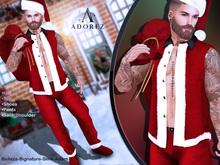 AdoreZ-Santa Claus Christmas Outfit MALE